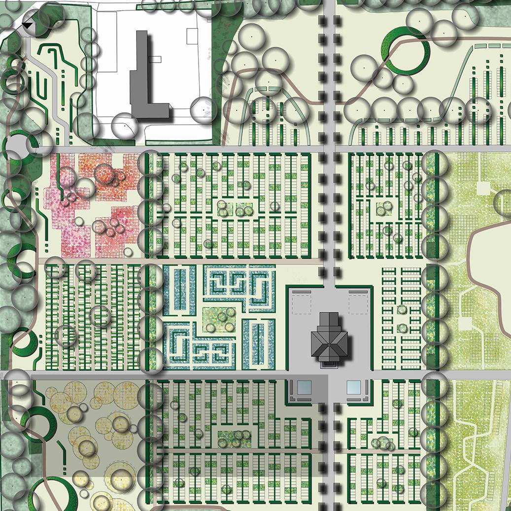 Udviklingsplan for Gormsgade Kirkegård, Esbjerg