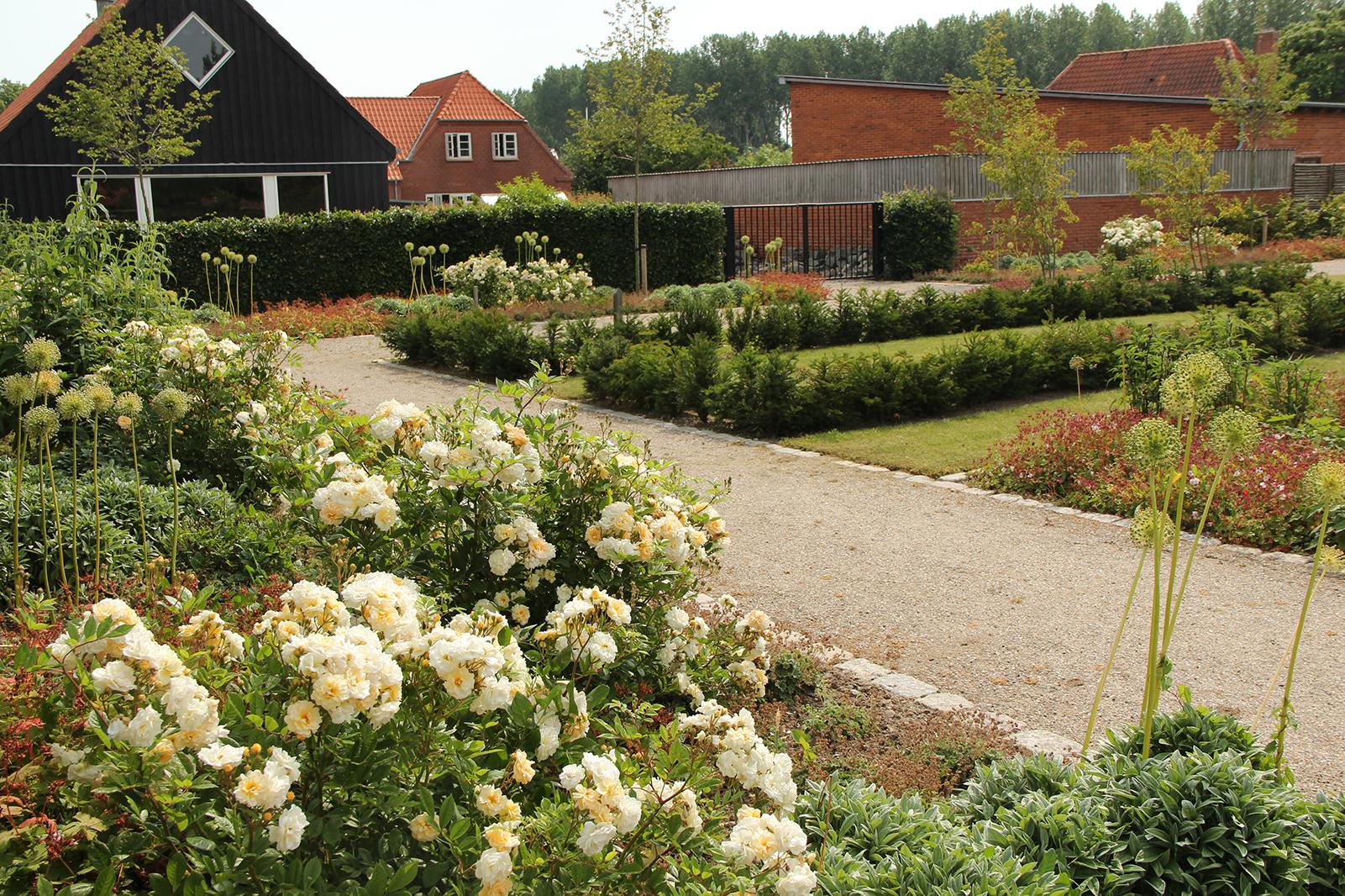 Muslimsk afdeling på Ulkebøl Kirkegård