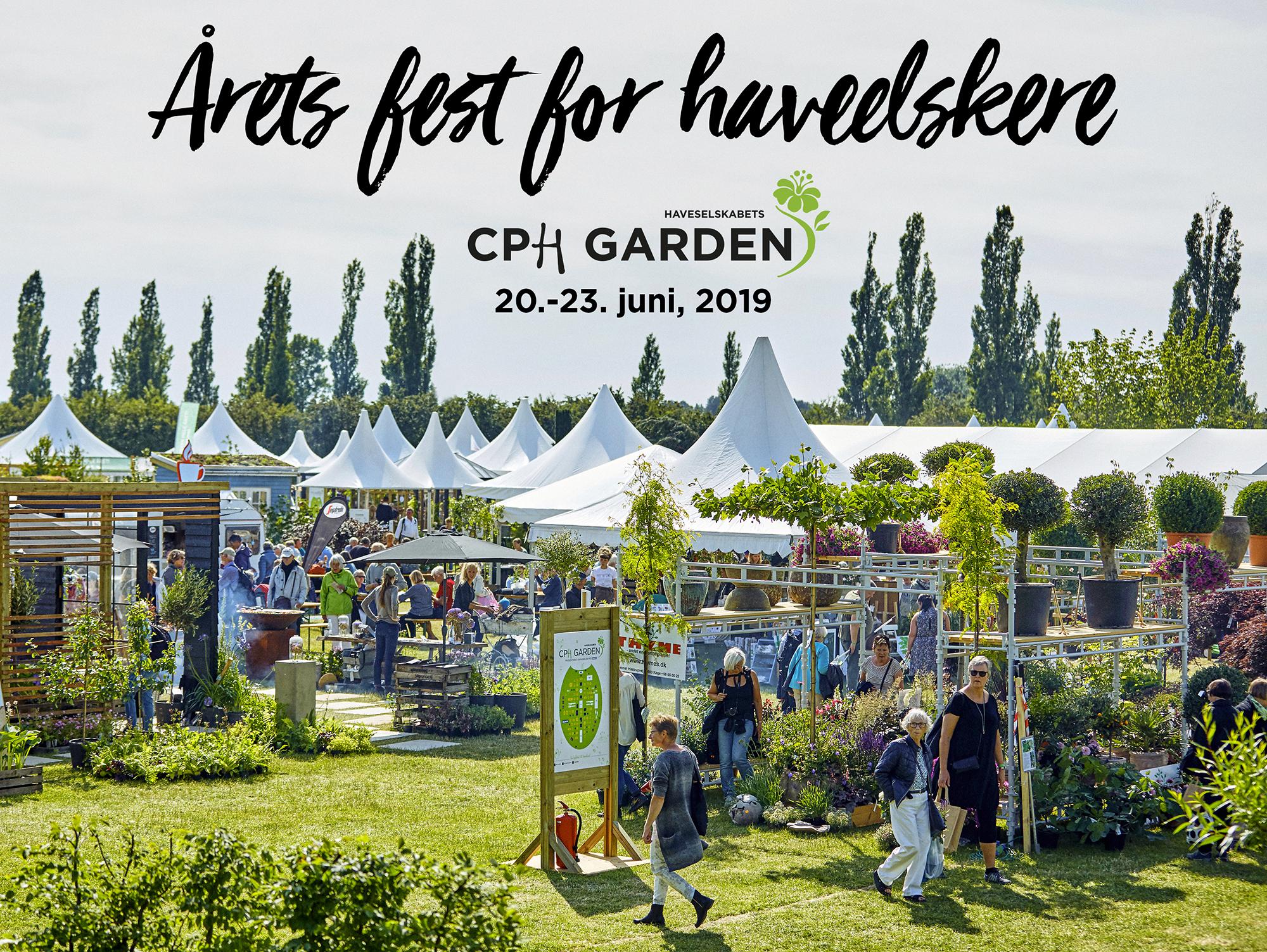 Cph Garden 2019