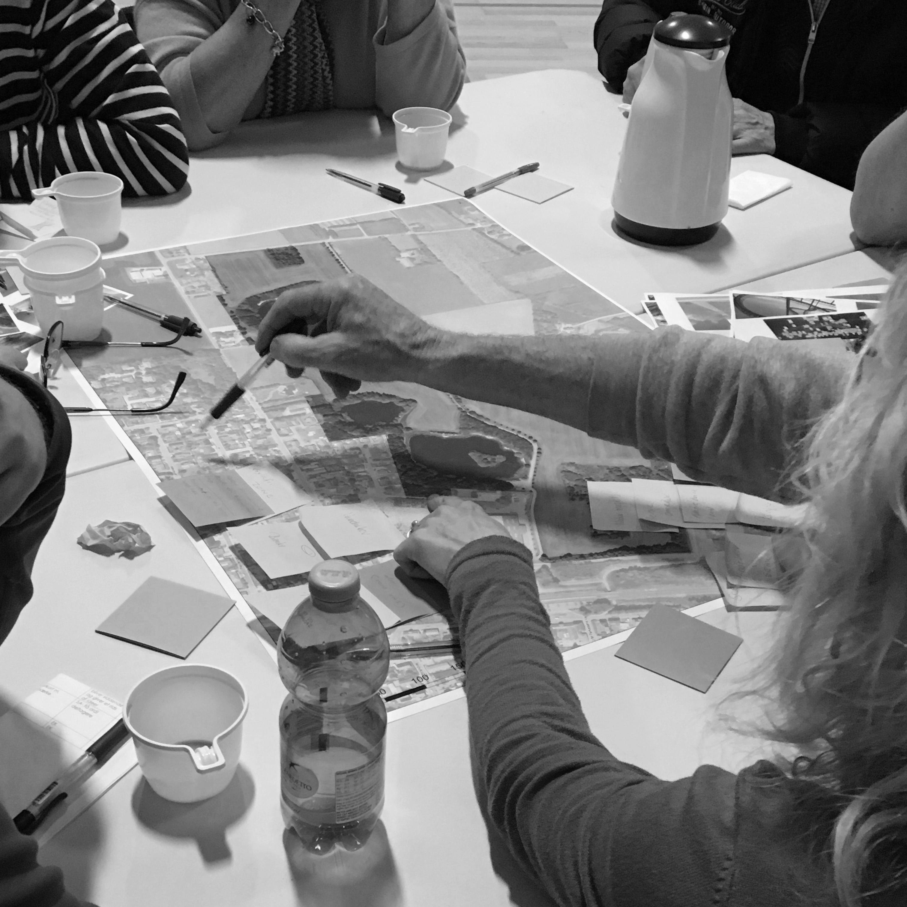 rundbordssnak_1 SH Tjæreborg workshop MOOS LANDSKABER