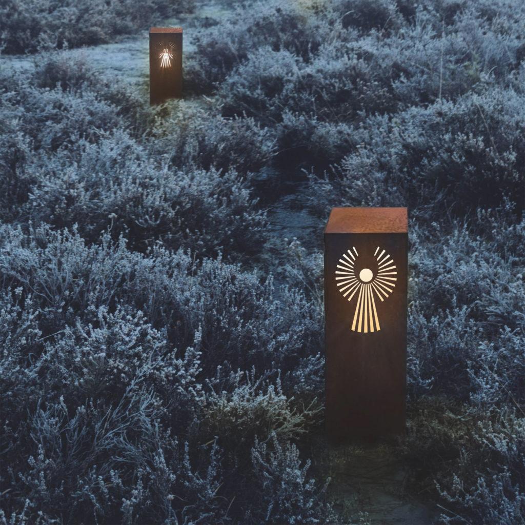Mindelanterner tusmørke MOOS WENDORFF Design