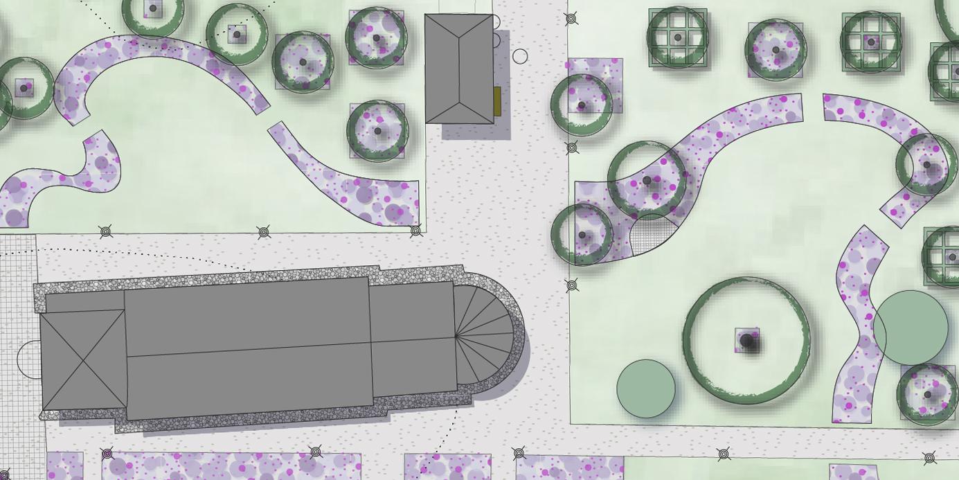 Udviklingsplan for Lintrup Kirkegård
